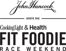 Cooking Light & Health Magazine's The Fit Foodie