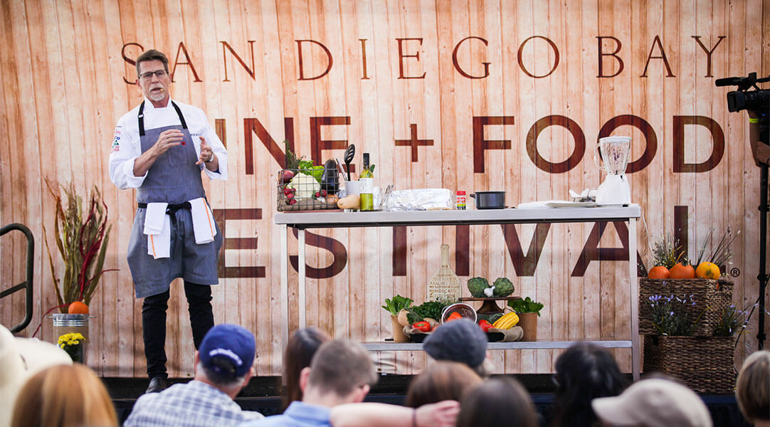 San Diego Bay Wine + Food Festival®