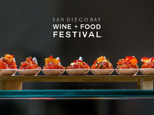 San Diego Bay Wine + Food Festival® Case Study